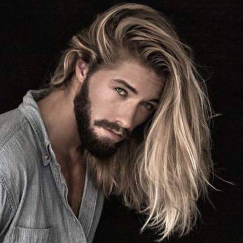 40 Best Blonde Hairstyles For Men (2019 Guide) In Blonde Long Haircuts (View 18 of 25)