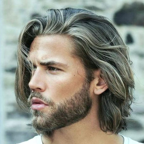 40 Best Blonde Hairstyles For Men (2019 Guide) Within Dark Blonde Long Hairstyles (View 13 of 25)