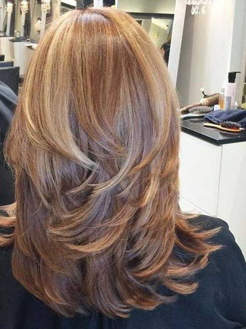 40 Best Layered Haircuts 2015 – 2016 – Long Hairstyles 2015 Within Long Hairstyles Layered (View 4 of 25)