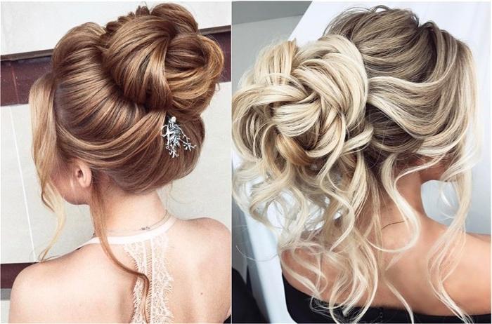 40 Best Wedding Hairstyles For Long Hair   Deer Pearl Flowers In Hairstyles For Long Hair Wedding (View 18 of 25)