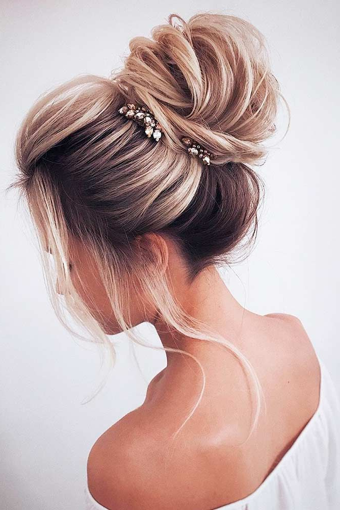 40+ Cutest And Most Beautiful Homecoming Hairstyles | Hair | Long Pertaining To Long Hairstyles For Homecoming (View 11 of 25)