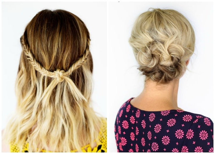 40 Elegant Prom Hairstyles For Long & Short Hair | Somewhat Simple With Regard To Fancy Knot Prom Hairstyles (View 25 of 25)