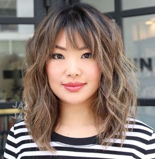 40 Fresh Chinese Hairstyles That'll Make You Look Like A Star With China Long Haircuts (View 21 of 25)