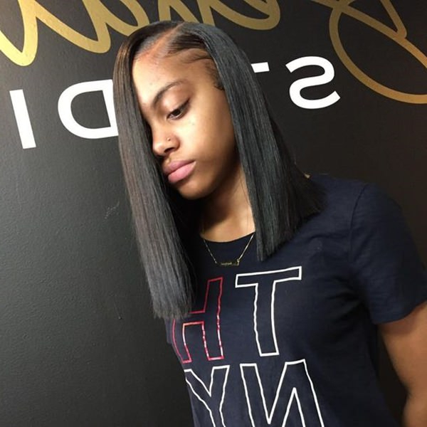 40 Gorgeous Sew In Hairstyles That Will Rock Your World Within Long Hairstyles Sew In (View 18 of 25)
