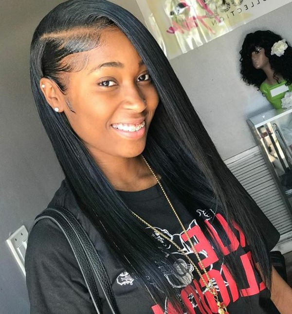 40 Gorgeous Sew In Hairstyles That Will Rock Your World Within Long Hairstyles Sew In (View 1 of 25)