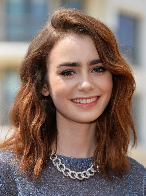 40 Hottest Hairstyles For Thick Hair 2019 – Hottest Celebrity Inside Long Hairstyles For Women With Thick Hair (View 13 of 25)