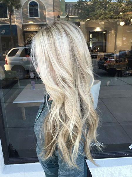 40 Long Blonde Hairstyles – Blonde Hairstyles 2017 Regarding Long Hairstyles Blonde (View 14 of 25)