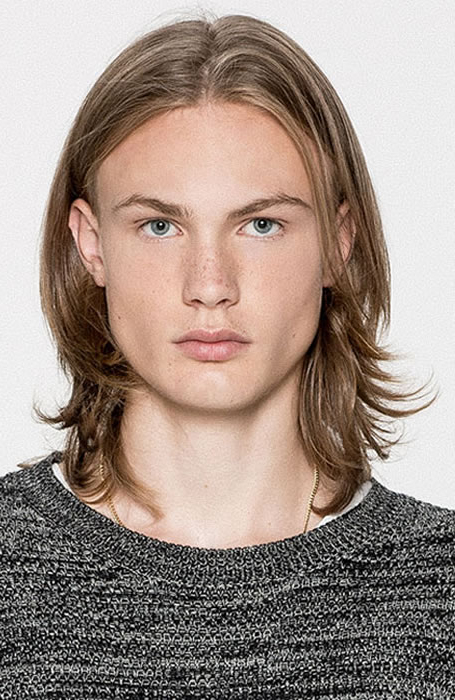 40 Of The Best Men's Long Hairstyles | Fashionbeans Throughout Long Hairstyles Centre Parting (View 25 of 25)
