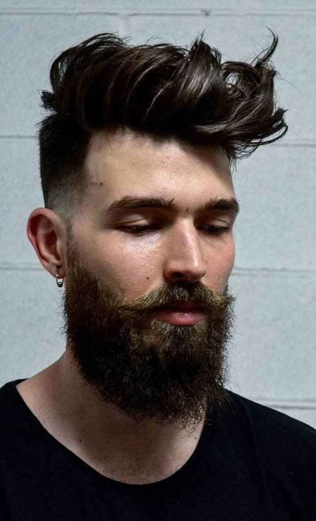 40 Outstanding Quiff Hairstyle Ideas – A Comprehensive Guide For Hairstyles Quiff Long Hair (View 25 of 25)