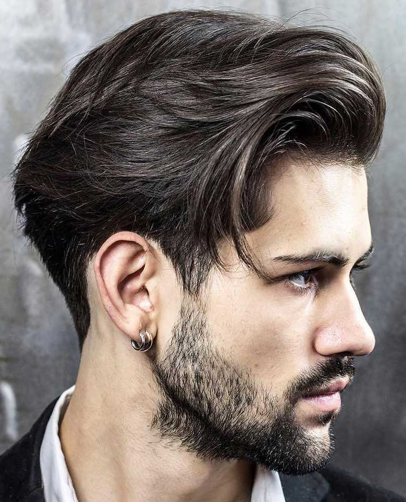 Featured Photo of Hairstyles Quiff Long Hair