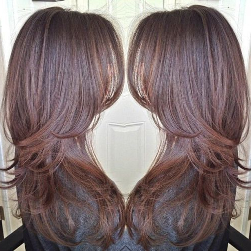 40 Picture Perfect Hairstyles For Long Thin Hair In 2019 Regarding Long Layered Hairstyles For Fine Hair (View 19 of 25)