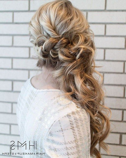 40 Side Ponytails That You Will Love | Hairstyles | Wedding Pertaining To Elegant Braid Side Ponytail Hairstyles (View 2 of 25)