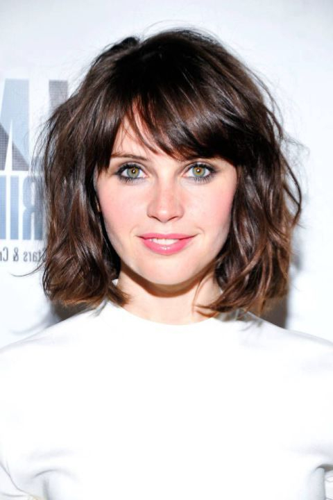 40 Side Swept Bangs To Sweep You Off Your Feet | Hair | Hair Cuts Regarding Side Swept Curls And Draped Bangs Hairstyles (View 2 of 25)