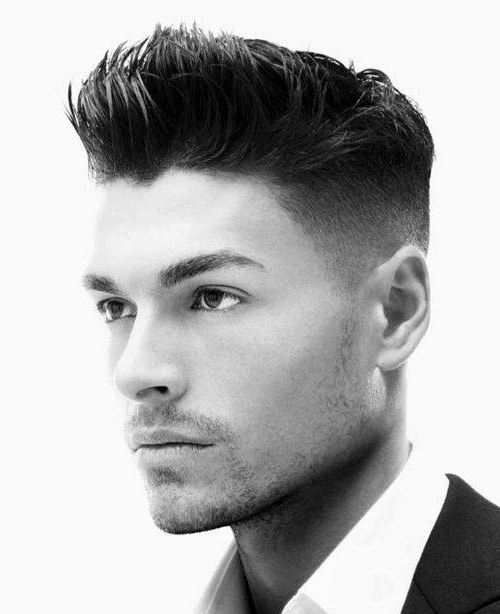 40 Spiky Hairstyles For Men – Bold And Classic Haircut Ideas Pertaining To Spiky Long Hairstyles (View 19 of 25)