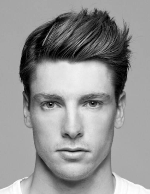 40 Spiky Hairstyles For Men – Bold And Classic Haircut Ideas Throughout Spiky Long Hairstyles (View 9 of 25)
