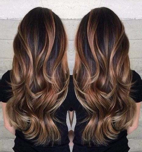 40 Top Hairstyles For Brunettes – Hairstyles & Haircuts For Men & Women Inside Brunette Long Hairstyles (View 2 of 25)