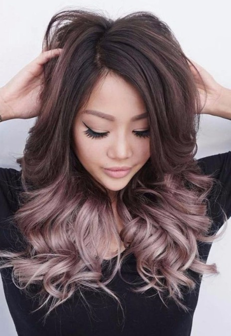 40 Top Hairstyles For Brunettes – Hairstyles & Haircuts For Men & Women Regarding Brunette Long Hairstyles (View 10 of 25)