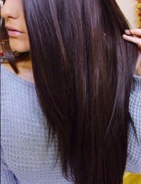 40 Top Hairstyles For Brunettes – Hairstyles & Haircuts For Men & Women Regarding Brunette Long Hairstyles (View 17 of 25)