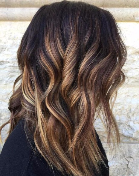 40 Top Hairstyles For Brunettes – Hairstyles & Haircuts For Men & Women Regarding Brunette Long Hairstyles (View 6 of 25)