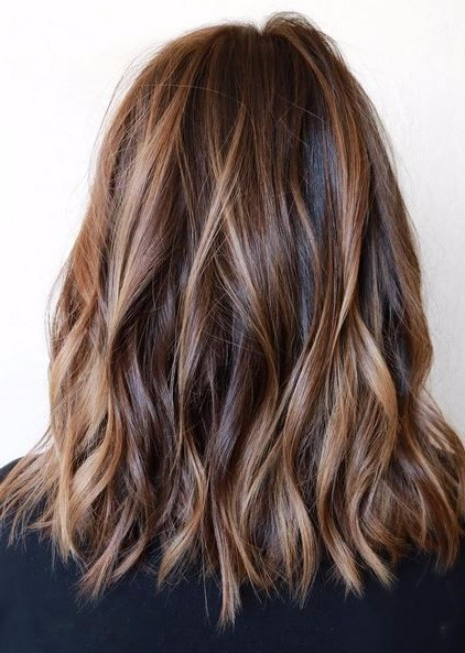 40 Top Hairstyles For Brunettes – Hairstyles & Haircuts For Men & Women With Brunette Long Haircuts (View 9 of 25)