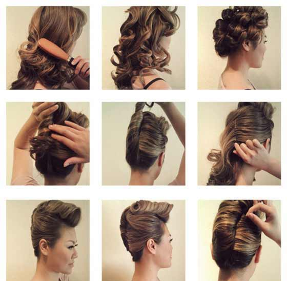 40 Top Hairstyles For Women With Thick Hair Intended For Casual Updos For Long Thick Hair (View 22 of 25)