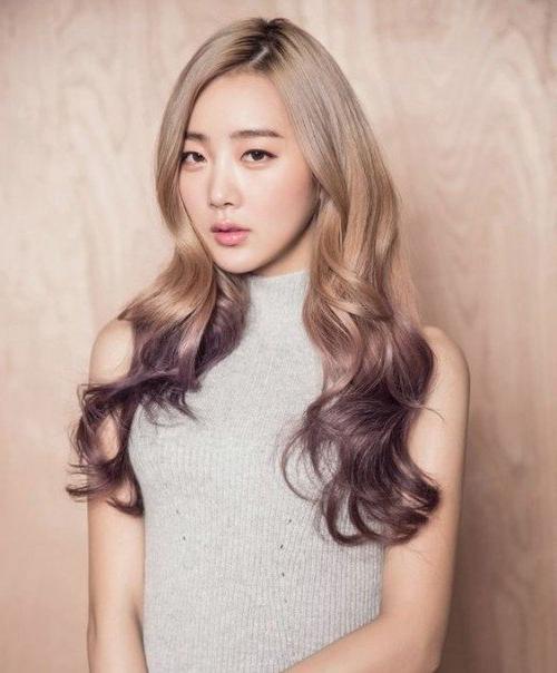 40 Trendy Asian Hairstyles For Girls 2017 | Herinterest/ In Korean Girl Long Hairstyles (View 17 of 25)