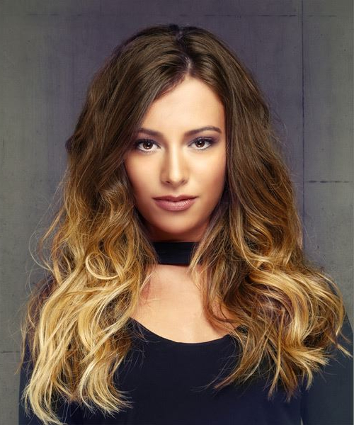 400 Long Hairstyles And Haircuts For Women In 2019 Pertaining To Long Hairstyles Wavy (View 16 of 25)