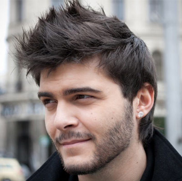 41 Distinctive Hairstyles For Men With Round Faces With Long Hairstyles For Round Face Man (View 10 of 25)