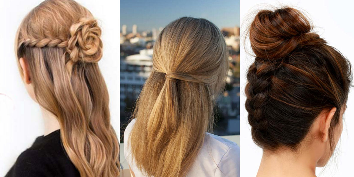 41 Diy Cool Easy Hairstyles That Real People Can Actually Do At Home! Intended For Long Hairstyles Do It Yourself (View 3 of 25)
