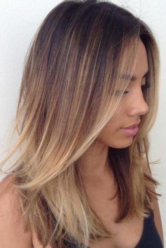 42 Chic Medium Length Layered Hair | Lovehairstyles Intended For Medium Long Hairstyles With Layers (View 17 of 25)