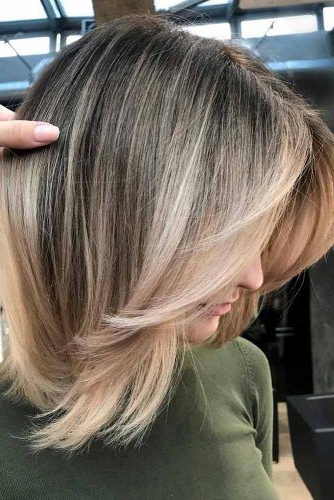 42 Chic Medium Length Layered Hair | Lovehairstyles Within Medium Long Hairstyles With Layers (View 24 of 25)