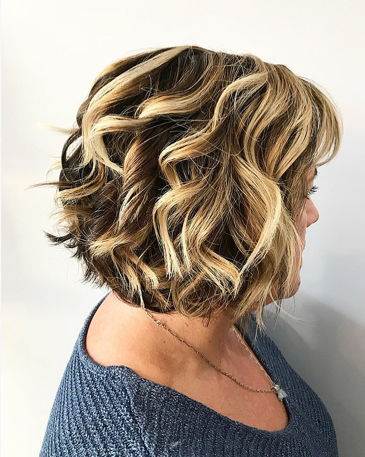 42 Sexiest Short Hairstyles For Women Over 40 In 2019 With Regard To Longer Hairstyles For Women Over (View 23 of 25)