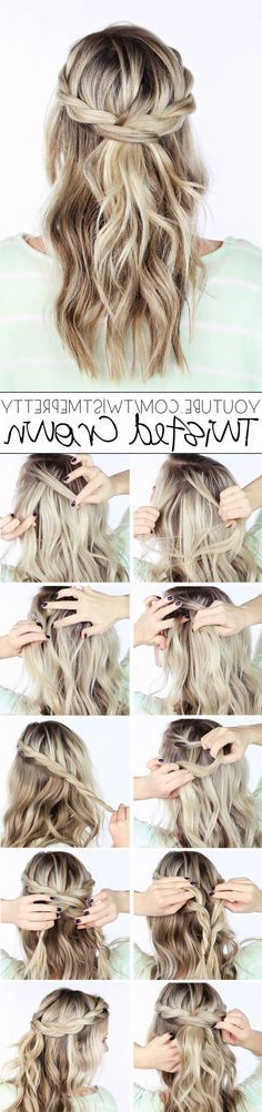 43 Best Night Out Hair Images | Hairstyle Ideas, Hair Buns, Night Throughout Long Hairstyles For Night Out (View 7 of 25)