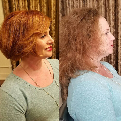 43 Youthful Short Hairstyles For Women Over 50 (With Fine & Thick Hair) Within Long Hairstyles Women Over (View 14 of 25)