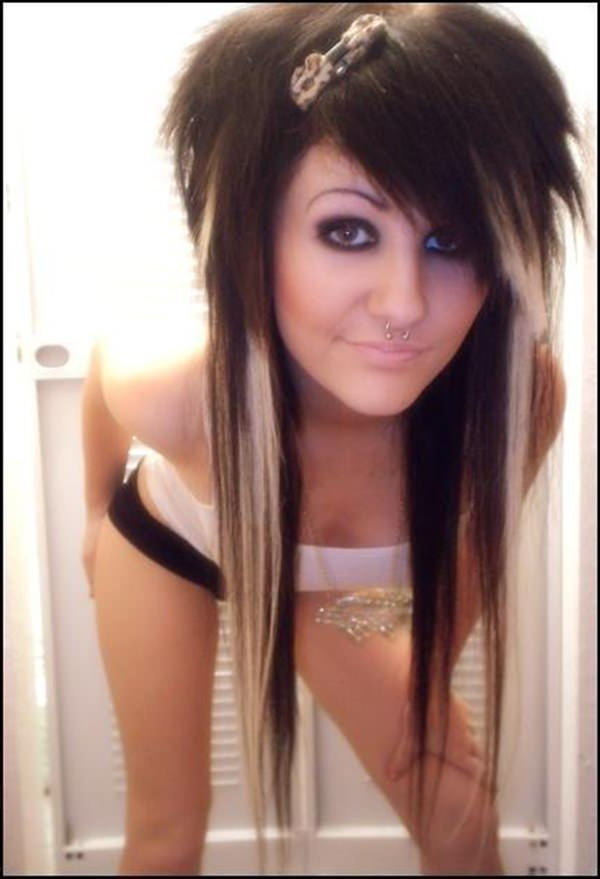 44 Amazing Emo Hairstyles That Will Blow Your Mind With Regard To Emo Long Hairstyles (View 13 of 25)