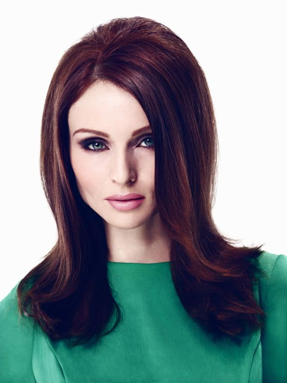 44 Fabulous Female Celebrities Hairstyles – Hairstyles & Haircuts Pertaining To Long Hairstyles Celebrities (View 14 of 25)