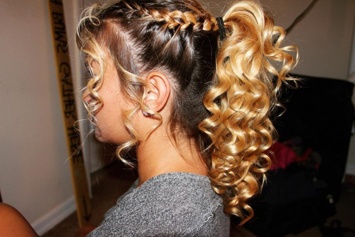 44+ Prom Haircut Ideas, Designs | Hairstyles | Design Trends Pertaining To Curly Prom Prom Hairstyles (View 22 of 25)