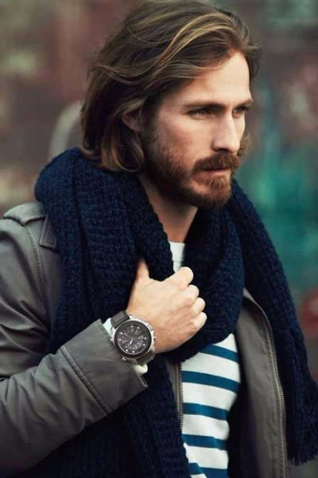 44 Sexy Hairstyles For Older Men – Hairstyles & Haircuts For Men & Women Within Long Hairstyles That Look Professional (View 22 of 25)