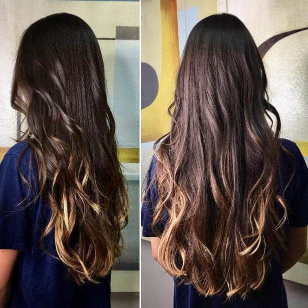 44 Trendy Long Layered Hairstyles 2019 (Best Haircut For Women) Pertaining To Waist Length Brunette Hairstyles With Textured Layers (View 14 of 25)
