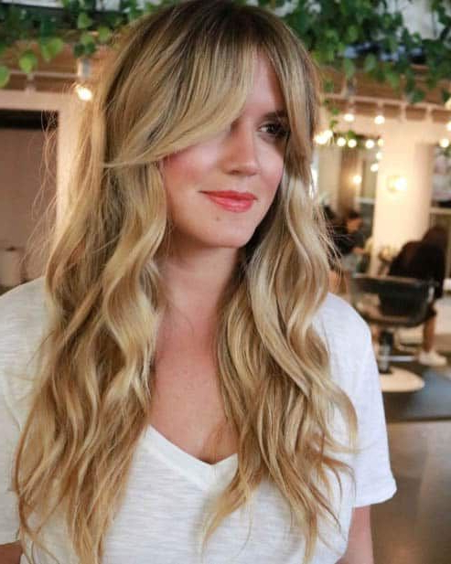 44 Trendy Long Layered Hairstyles 2019 (Best Haircut For Women Within Razored Layers Long Hairstyles (View 5 of 25)