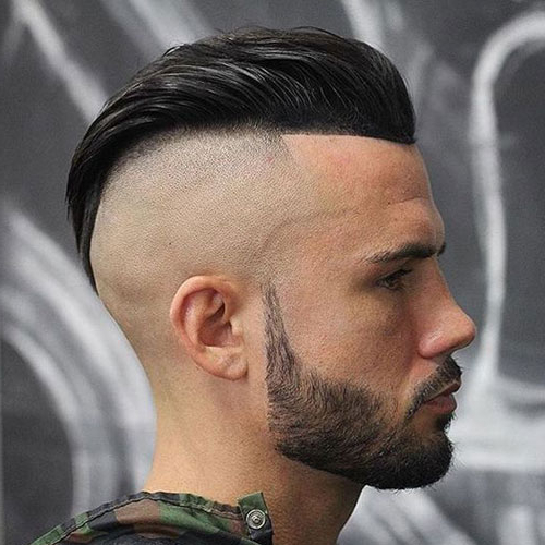 45 Best Hairstyles For A Receding Hairline (2019 Guide) For Long Hairstyles Receding Hairlines (View 12 of 25)