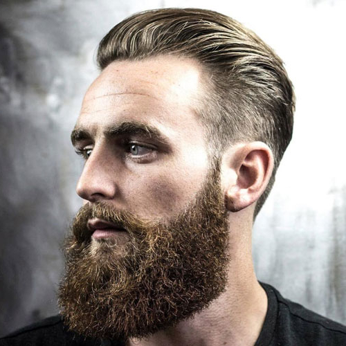 45 Best Hairstyles For A Receding Hairline (2019 Guide) For Long Hairstyles Receding Hairlines (View 9 of 25)