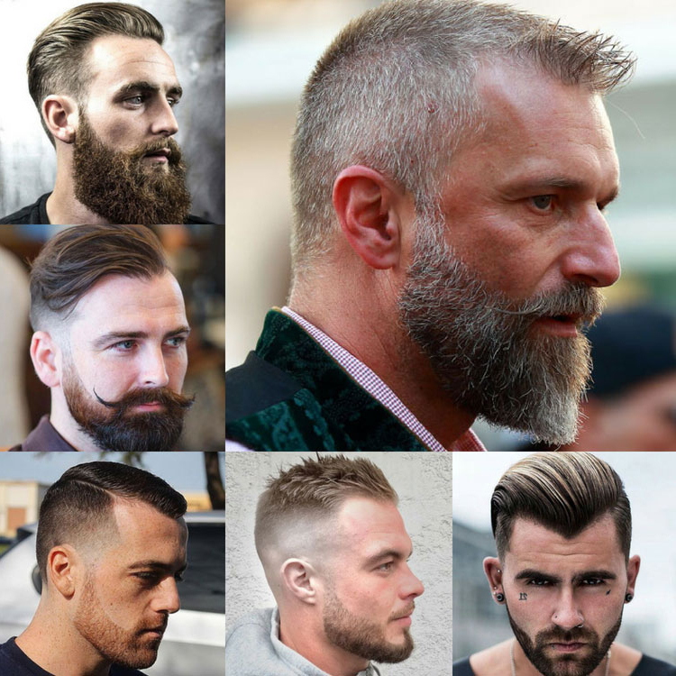 45 Best Hairstyles For A Receding Hairline (2019 Guide) Within Long Hairstyles Receding Hairlines (View 3 of 25)
