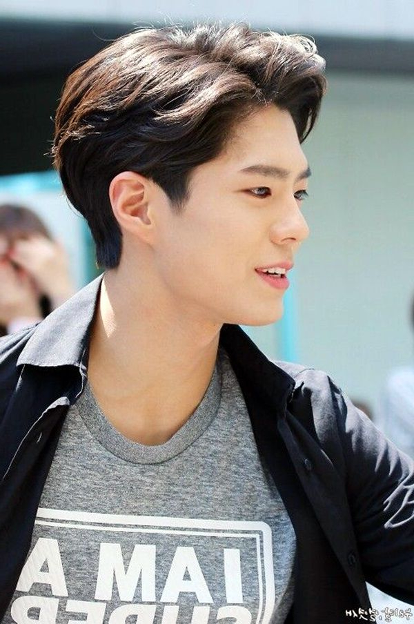 45 Charming Korean Men Hairstyles For 2016   Fashion Enzyme Within Semi Long Hairstyles Korean (View 6 of 25)
