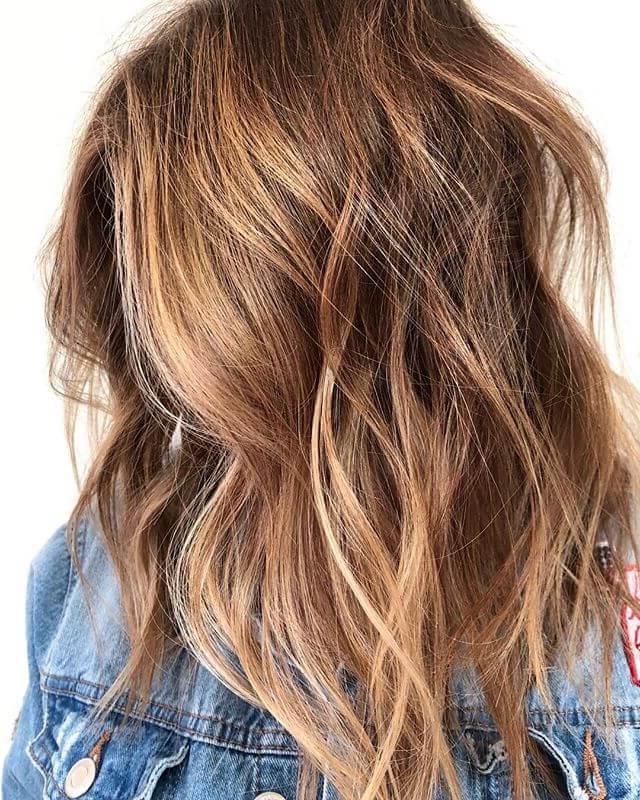 45 Insanely Hot Hairstyles For Long Hair That Will Wow You – My Inside Choppy Chestnut Locks For Long Hairstyles (View 14 of 25)