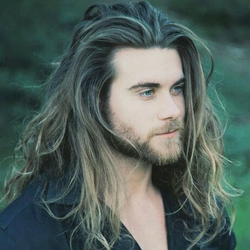 45 Rebellious Long Hairstyles For Men | Menhairstylist Throughout Long Hairstyles That Look Professional (View 16 of 25)