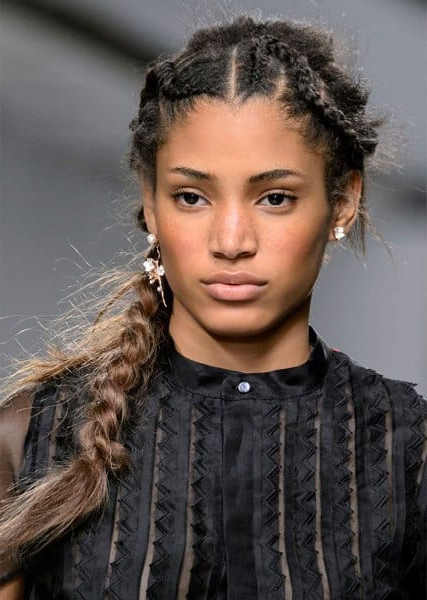 45 Tantalizing Long Hairstyles For Black Girls [2019] Regarding Black Girls Long Hairstyles (View 22 of 25)
