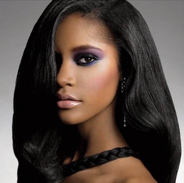 45 Tantalizing Long Hairstyles For Black Girls [2019] With Regard To Long Hairstyles For Black People (View 25 of 25)