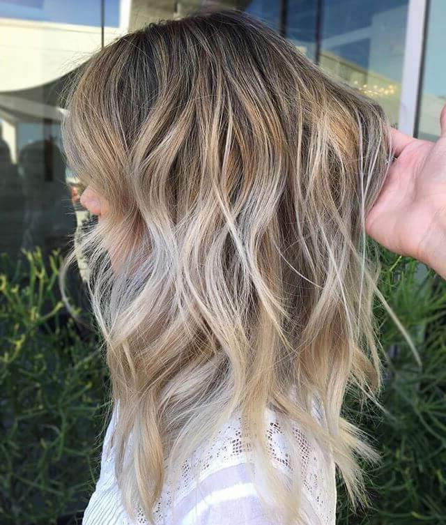 45 Timeless Ways To Wear Layered Hair And Beat Hair Boredom – My In Waist Length Brunette Hairstyles With Textured Layers (View 10 of 25)