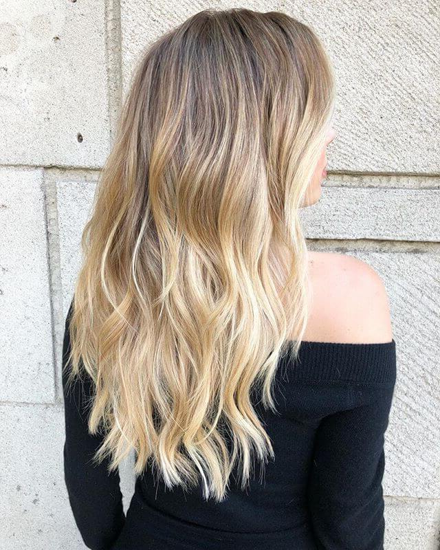 45 Timeless Ways To Wear Layered Hair And Beat Hair Boredom – My Throughout Long Hairstyles Choppy Layers (View 25 of 25)